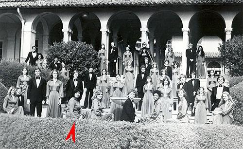 Occidental College Glee Club 1979-80