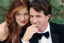 THE WEDDING DATE w/ Debra Messing and Dermot Mulroney