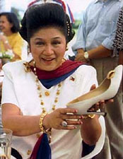 Imelda 'the Shoes' Marcos