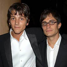Diego Luna and Gael Garcia Bernal