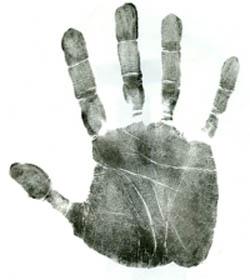 A beautiful AIR hand